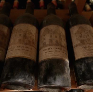 La Muse Blue Investigates current wine pricing