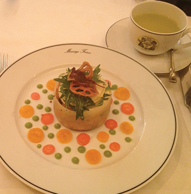 Mariage Frères: centuries of tea heritage in Paris