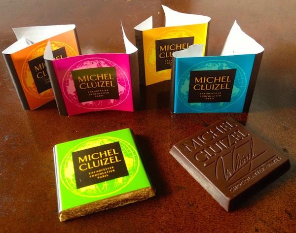 Michel Cluizel French chocolate