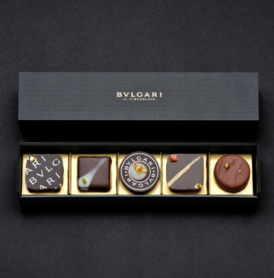 Bvlgari brings chocolate gems to Tokyo