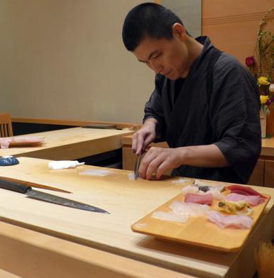 Sushi Ichi: bringing Tokyo sushi art to Singapore
