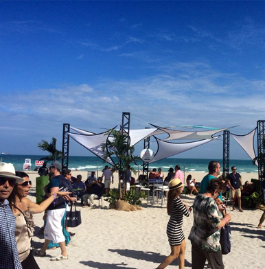 South Beach Food & Wine Festival: Forecasting Sustainability