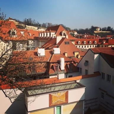 Prague: European architecture with a mystic veil