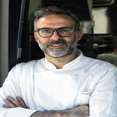 Massimo Bottura: letting Italian genius out of the bottle