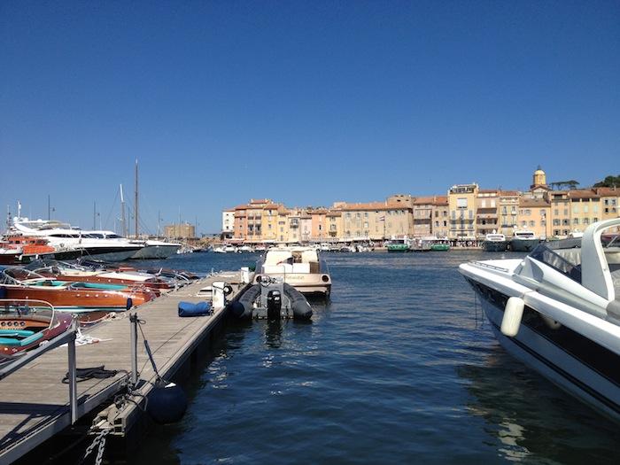 boats in St Tropez