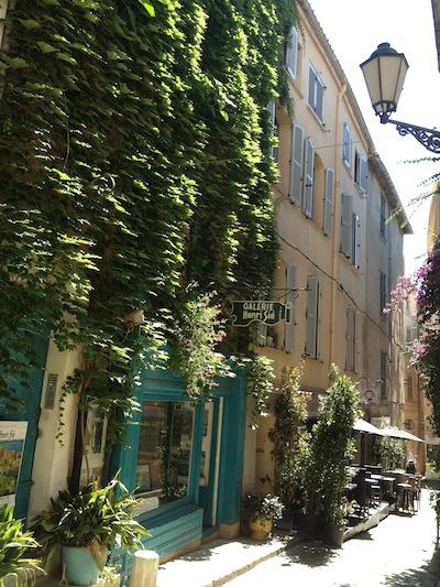 Saint Tropez in the Var