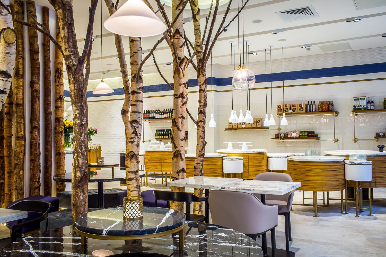 Ethos self-service restaurant