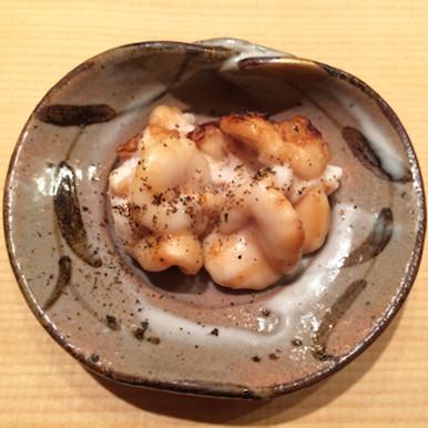 Sushi-Ya Ishiyama: exotic seafood in edomae sushi