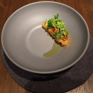 RAW Taipei: Taiwanese bistronomy and Michelin chef