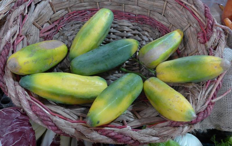 rare fruit in Ventimiglia