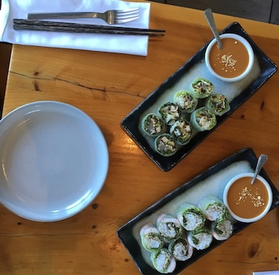 The Slanted Door: Vietnamese cuisine stirred into sustainable multi-cultural San Francisco