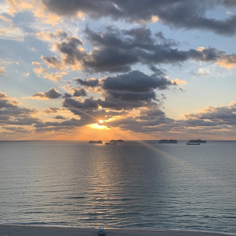 Sunrise Miami Beach
