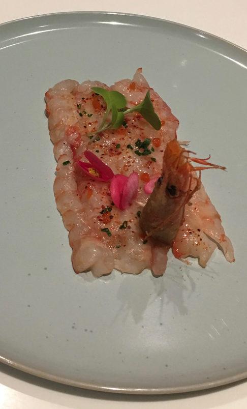 Spanish shrimps