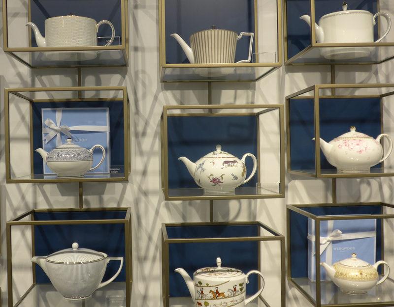 English tea ware