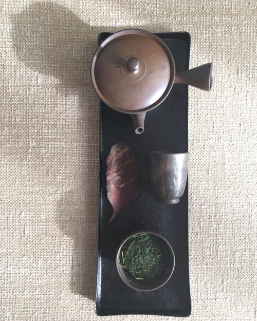 Brewing sencha