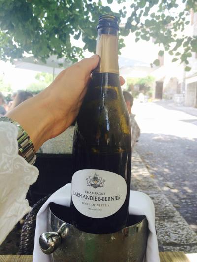 Larmandier-Bernier champagne