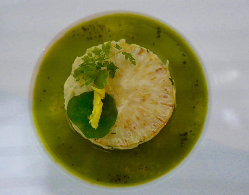 Celeriac at Tian