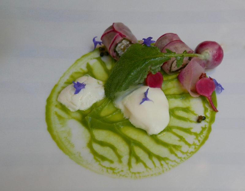 Tian vegetarian restaurant in Vienna