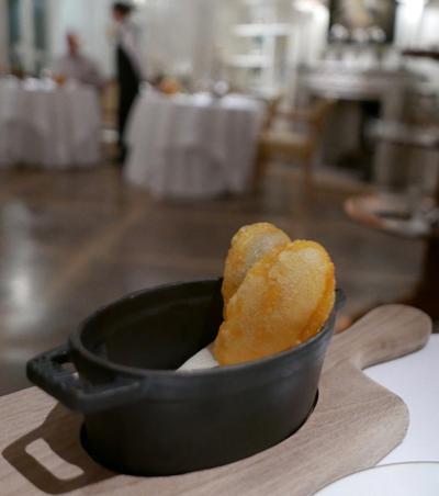 French potato chips
