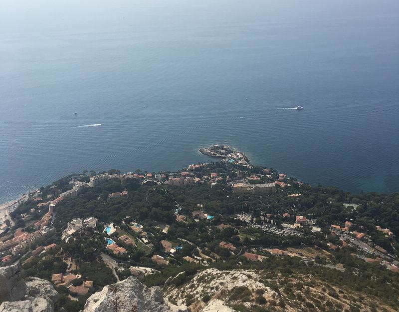 hiking Côte d'Azur