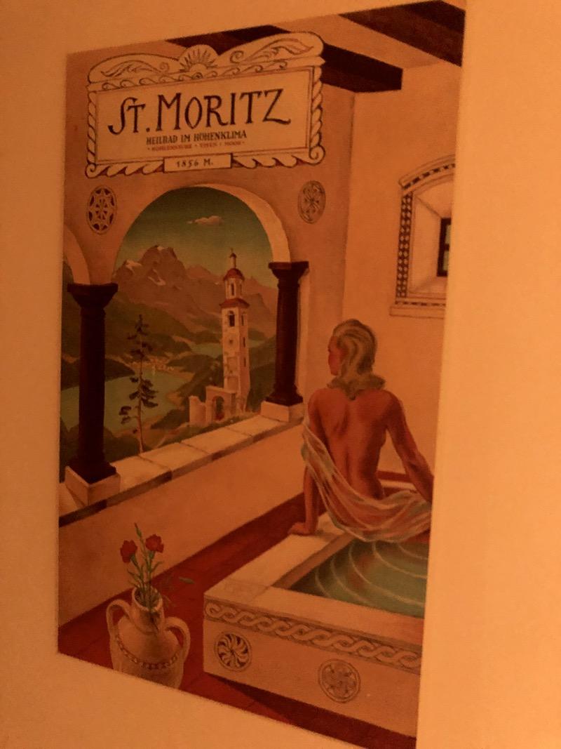 St Moritz lifestyle