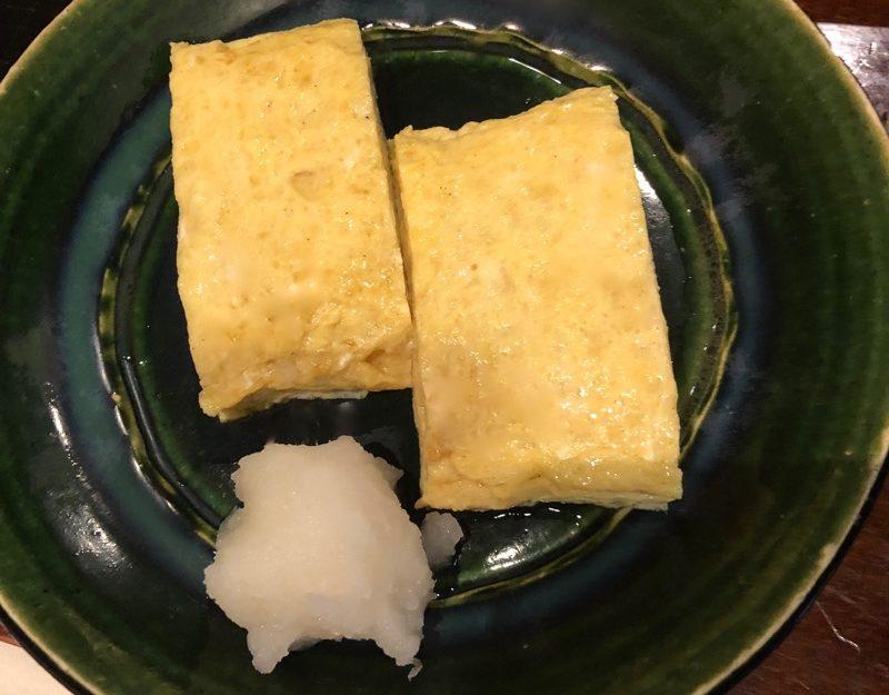 Tamawarai egg