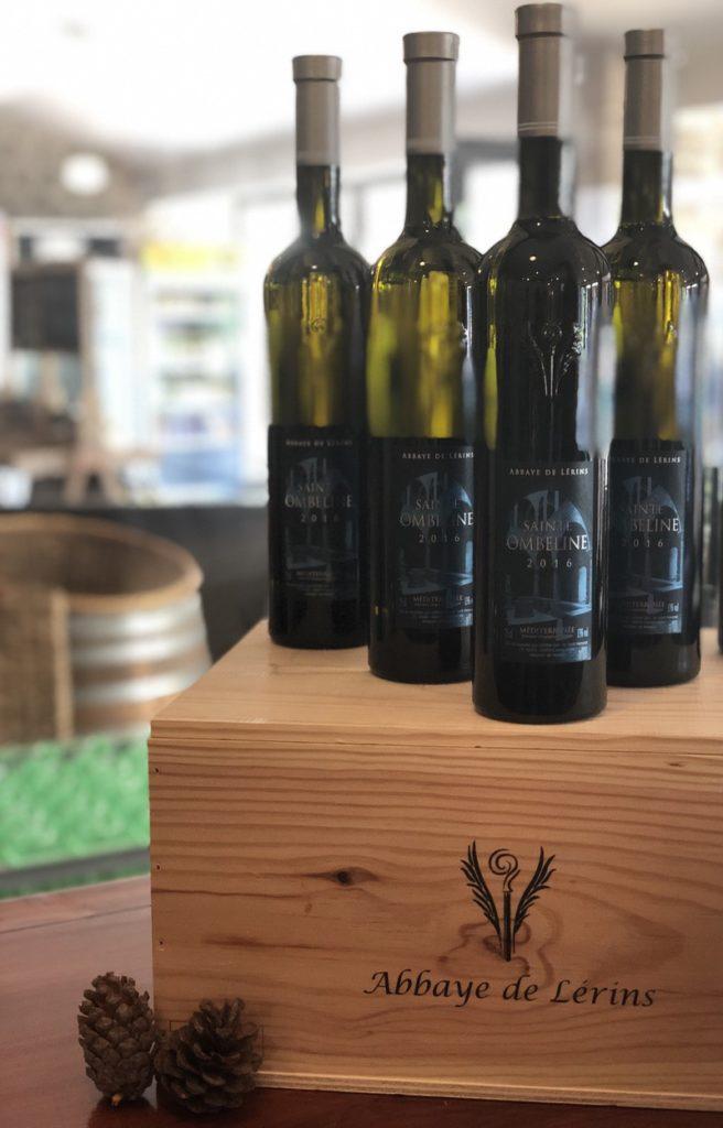 monks wine