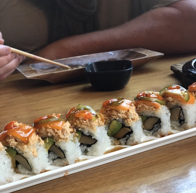 Shizen: trendy eco-minded sushi and izakaya in the Mission