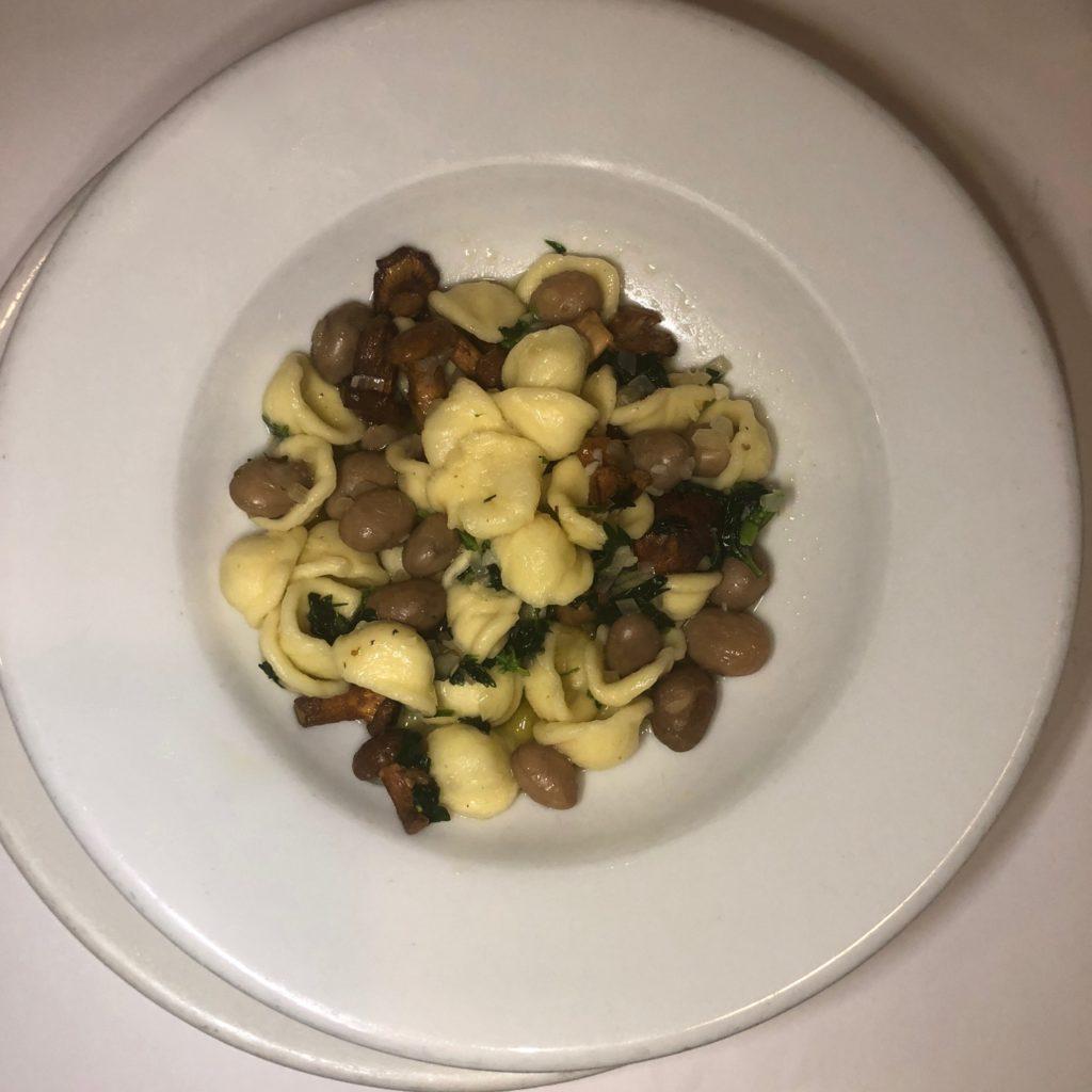 seasonal fresh pasta