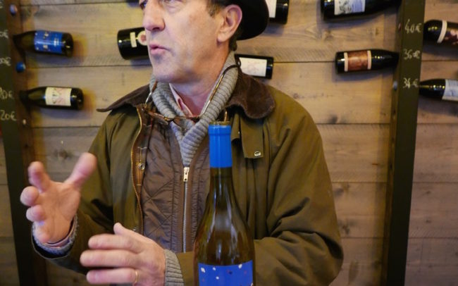 Henri Milan: naturally better wine in Provence