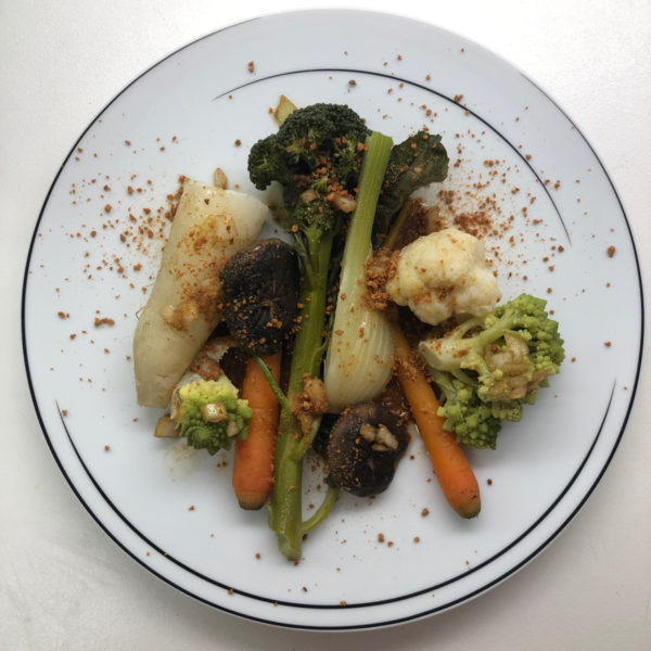 seasonal healthy vegetables