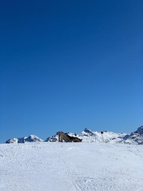 Skying St Moritz