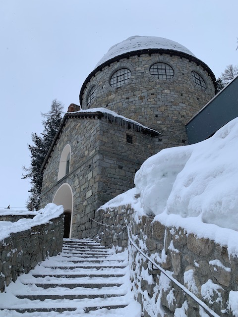 architecture St Moritz