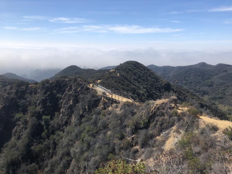 California hiking