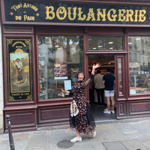 best bakeries in Paris
