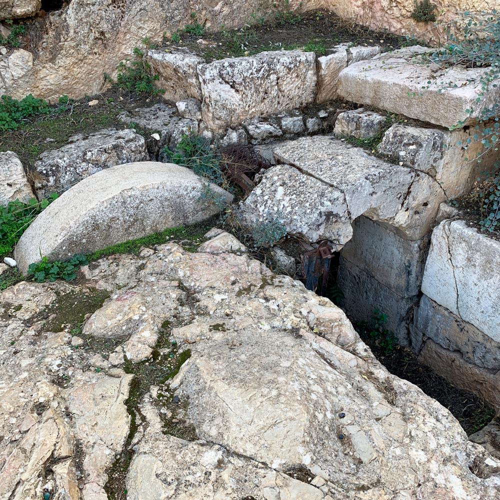 Jerusalem grave