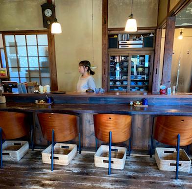 Cafe Salon Naka-Oku: feminine home cooking on Naoshima