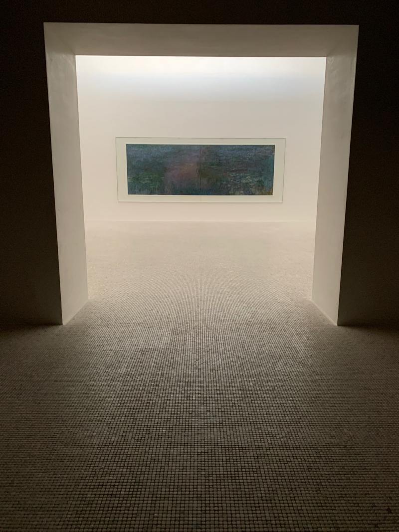 light in impressionism