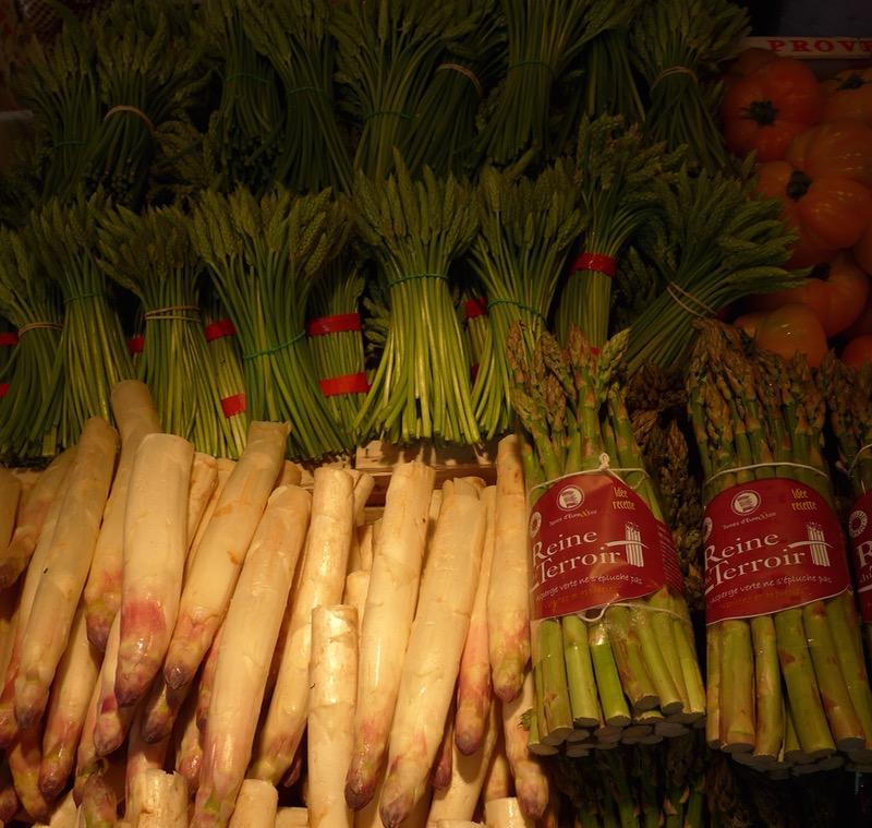 French asparagus