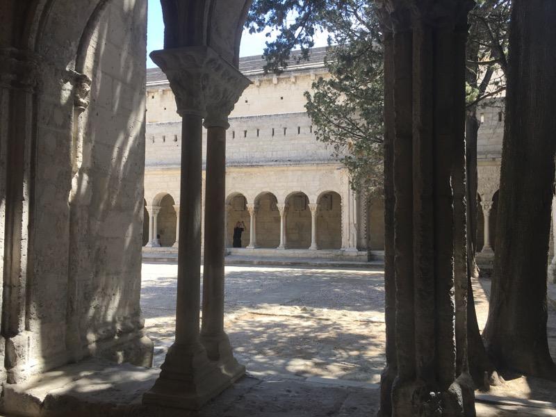 Arles abbey