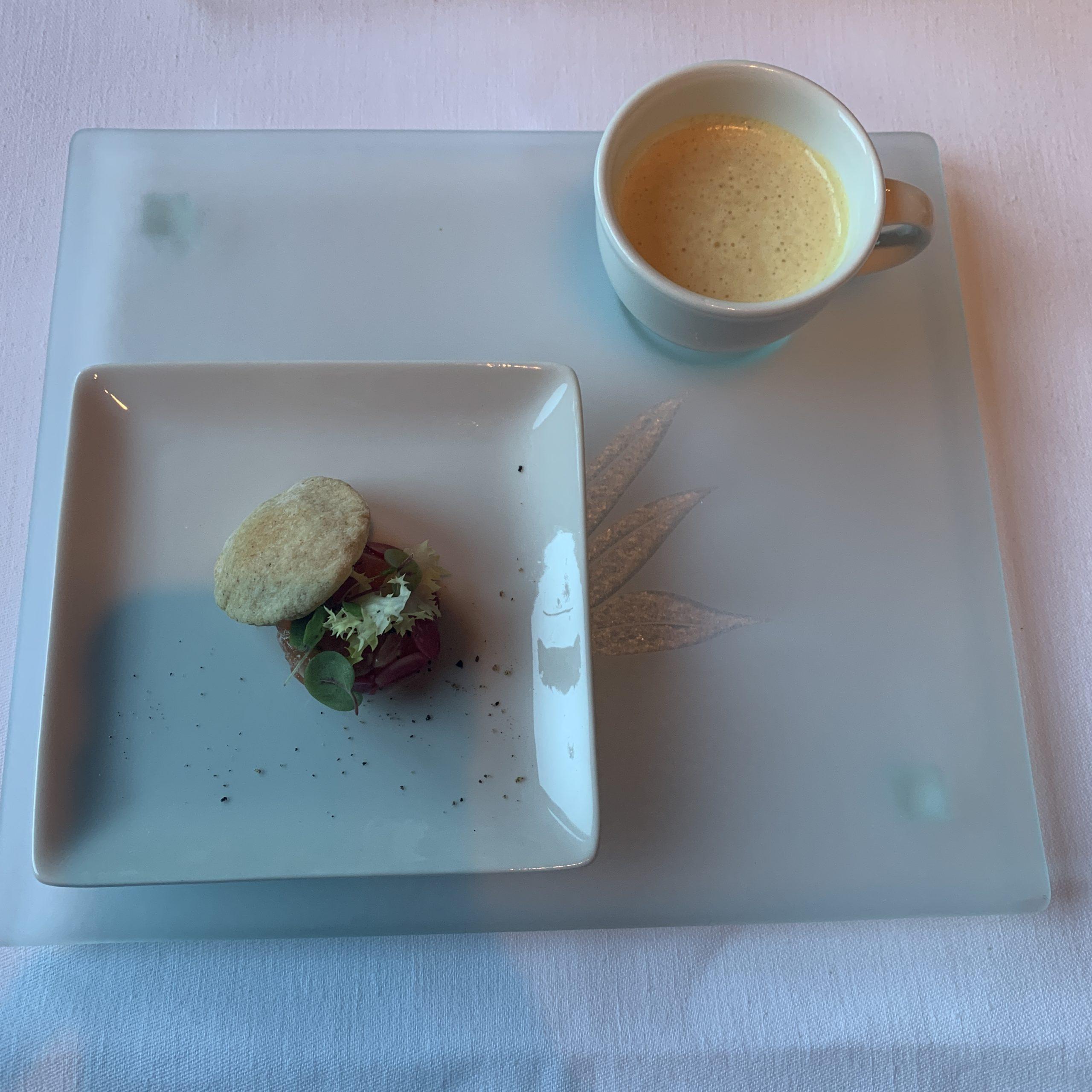 St Moritz dining
