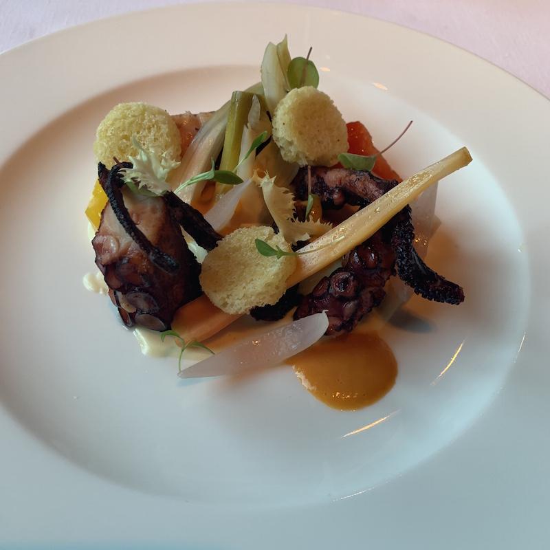 creative cuisine in th Alps