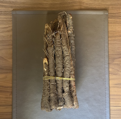 Salsify: the black root known as oyster plant