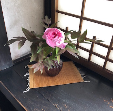 The art of ikebana: Japanese flower arrangement when heaven, Earth and human elements unify