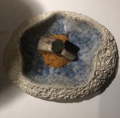 Gastronomic design ceramics chosen by El Celler de Can Roca