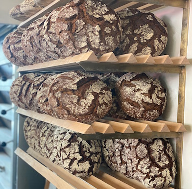 Munich bakeries: bread stories and sweetheart pastry