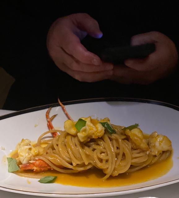 best Italian seafood pasta