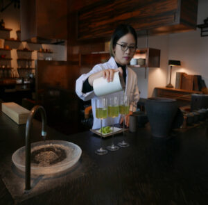Sakurai Tokyo: Japanese Tea Experience with the finest wagashi